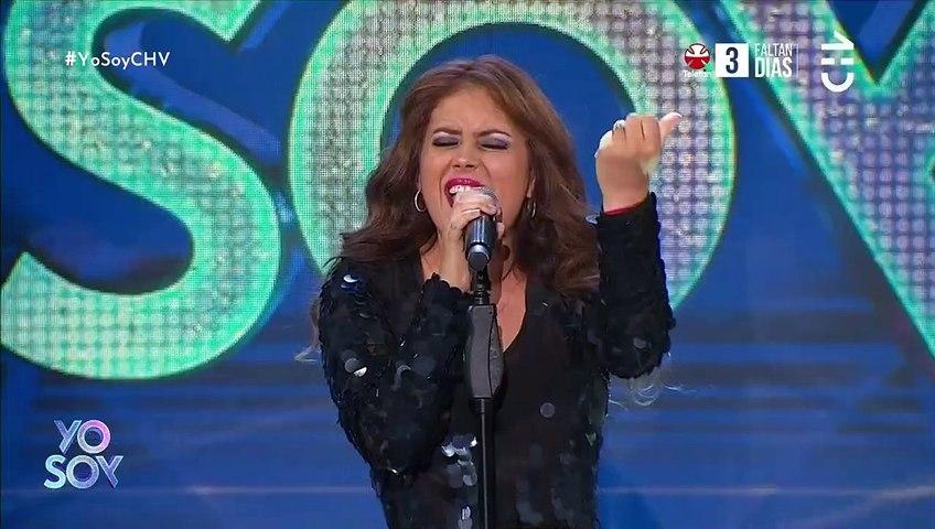 Imitación 2x1  Thalía se presentó en nuestro programa e imitó también a nuestra querida Myriam  -  Chilevisión: #YoSoyCHV