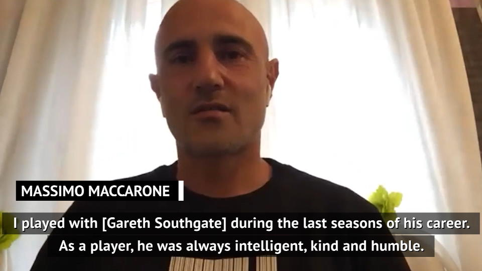 Maccarone regrets playing under Southgate at Middlesbrough