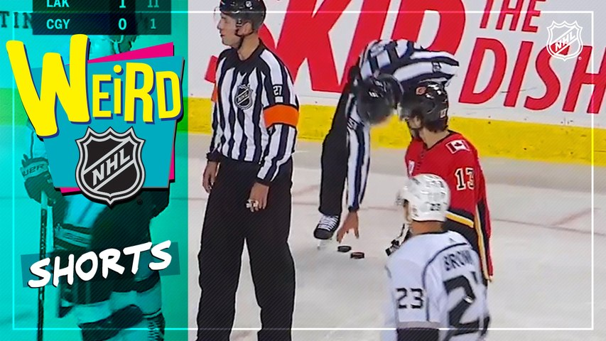 Weird NHL Shorts: Pt.5 | What Just Happened?