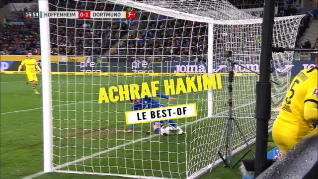 Rétro - Les plus beaux moments d'Achraf Hakimi, cible du PSG au prochain mercato