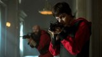 'Money Heist' Expected to Draw Larger Audience Than 'Tiger King' | THR News