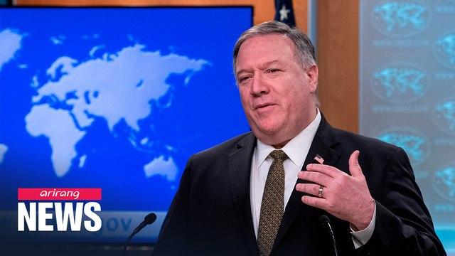 U.S. is watching closely what's happening in N. Korea regarding Kim Jong-un: Pompeo