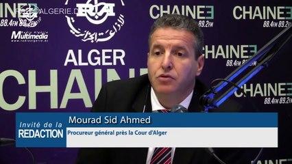Mourad Sid Ahmed :  a propos du projet de loi sur les nouvelles formes de criminalité