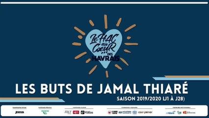 Retour sur les buts de Jamal Thiaré (J1 à J28)