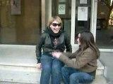 Alice et moi en mode gilbert montagné