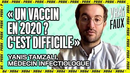 Les masques, le vaccin, la cigarette... un infectiologue répond aux questions sur le coronavirus