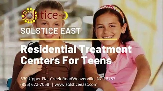 One of the Residential Therapy Centers for Teen Girls