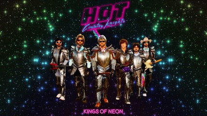 Hot Country Knights - Kings Of Neon