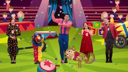 Los Meñiques De La Casa - La Tabla Del 7 Circo Meñiques