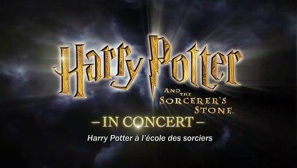 Harry Potter à l'école des Sorciers en ciné-concert à Paris 2016