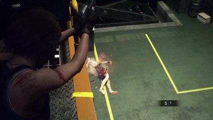Resident Evil 3 - Electric Slide Achevement/Trophy