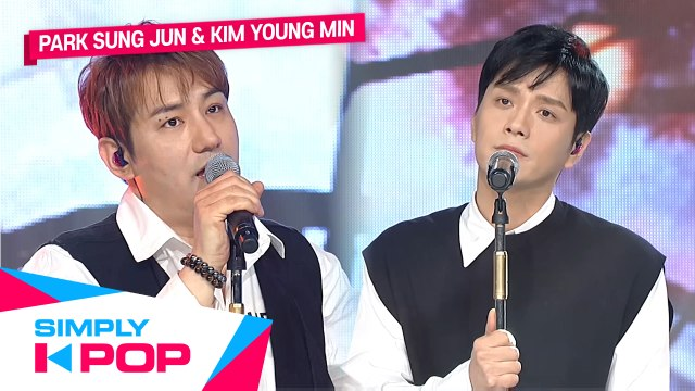 [Simply K-Pop] Park Sung Jun(A.R.T), Kim Young Min(TAE SA JA) - 'Solitary Man' _ Ep.410