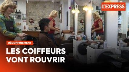 Déconfinement : les coiffeurs vont rouvrir