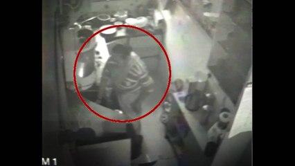 Ghaziabad: ऐसे बर्तन धोती थी घर में काम करने वाली मेड, फ्लैट में लगे CCTV में कैद हुई शर्मनाक हरकत