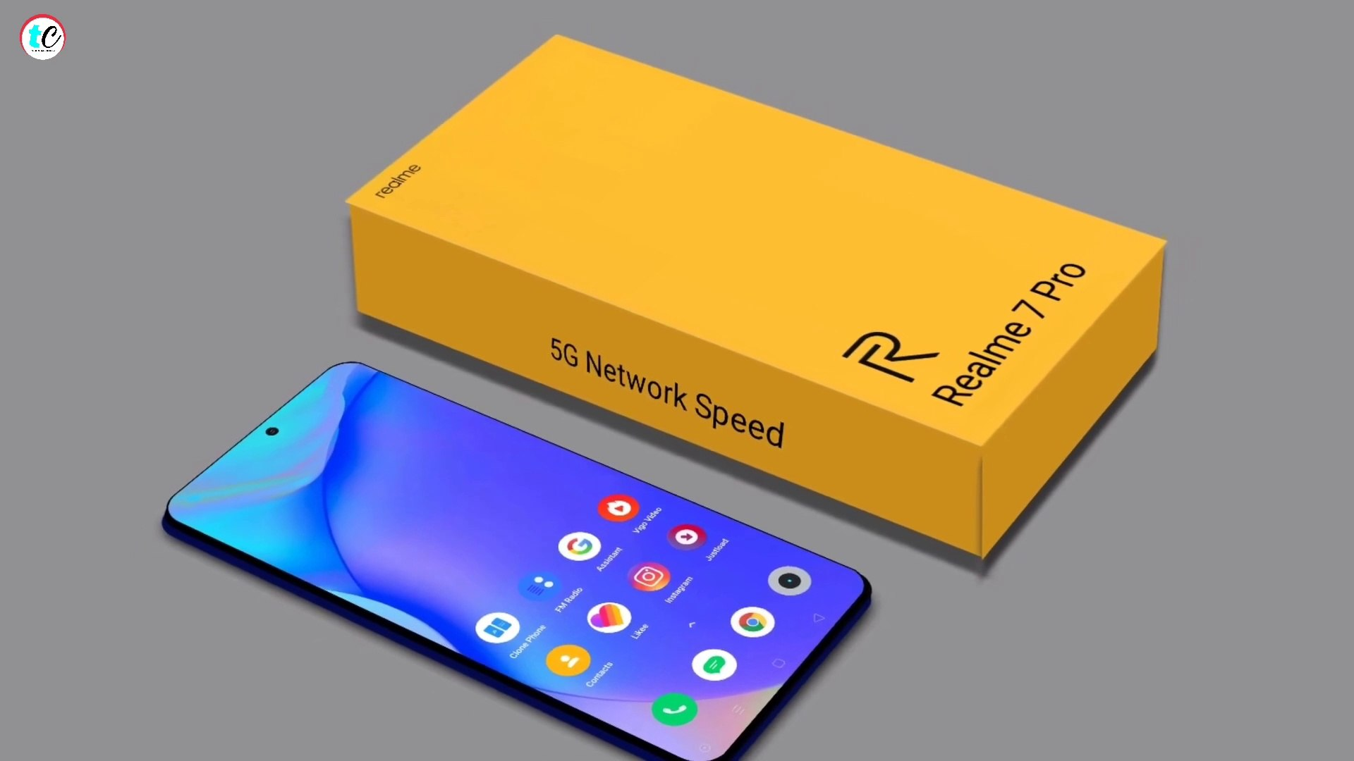 Realme 7 Pro - 5G Speed,108MP Penta Camera,6000mAh Battery,Snapdragon 765/Realme 7 Pro - video dailymotion