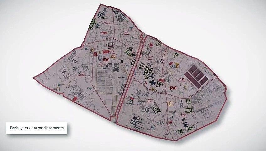 Atlas administratif de Paris