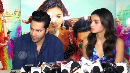 Varun Dhawan REACTS On COPYING Virat Kohli's Hairstyle With Alia Bhatt Throwback