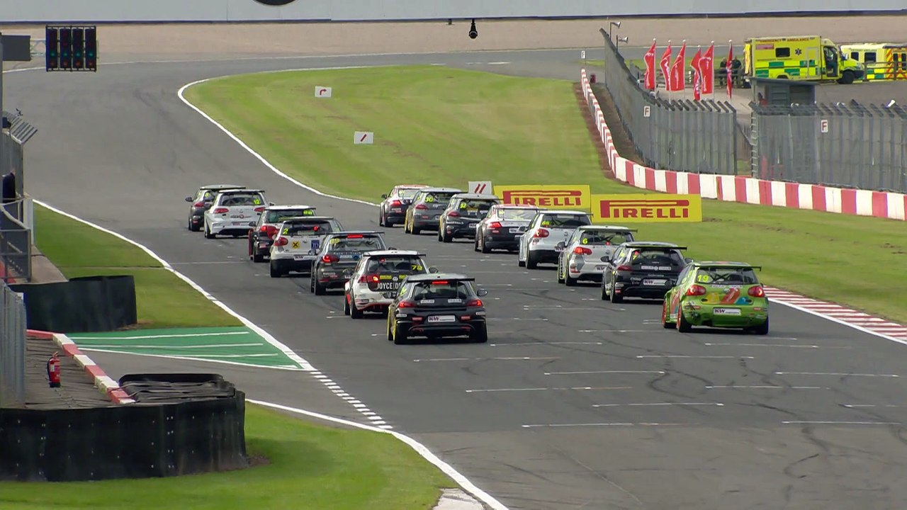 VW Racing Cup 2019 - Round 7 - Donington Park