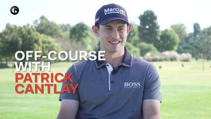 Off-Course With Patrick Cantlay