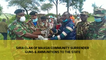 Siria clan of Maasai community surrender guns and ammunitions to the State