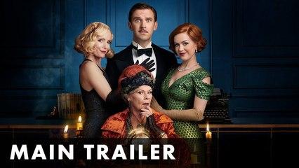 BLITHE SPIRIT - Official UK Trailer - Starring Dan Stevens, Leslie Mann, Isla Fisher & Judi Dench