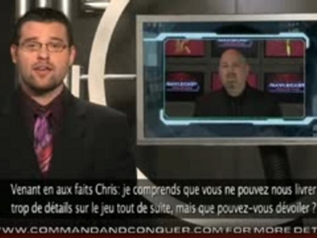 Alerte Rouge 3 : Annonce officiel FR -HD-