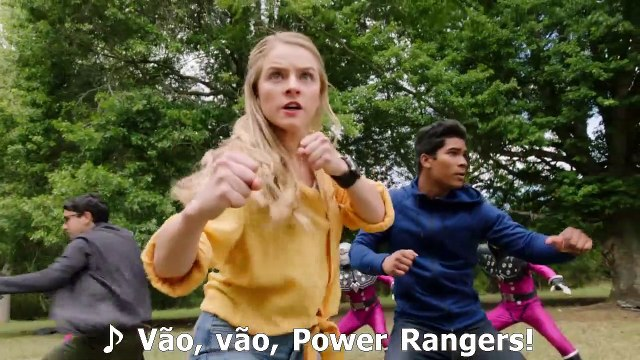 S27E07 - Fúria do Rei-Fera - LEGENDADO - Power Rangers 2020 HD