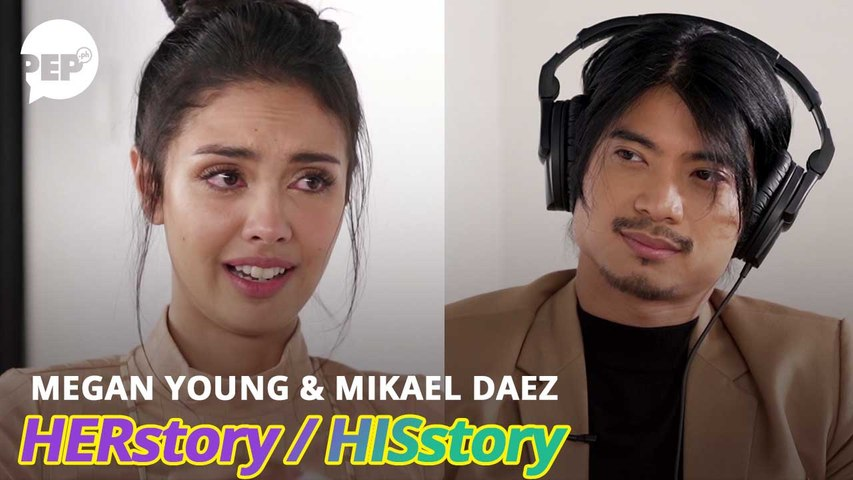 Megan Young cries as she reveals why she's so in love with Mikael Daez | PEP Challenge