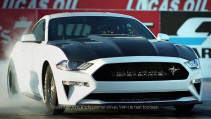 Introduction de la Mustang Cobra Jet 1400 100% électrique par Ford Performance