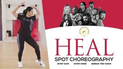 Heal | Spot Choreography by Dr Anuja Krishnan | Gopi Sundar
