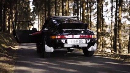 Syberia RS, une Porsche 911 de 1986 prête pour affronter les dunes