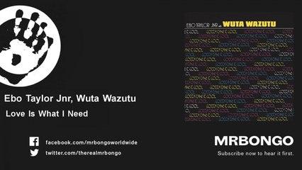 Ebo Taylor Jnr, Wuta Wazutu - Love Is What I Need