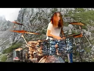 Mountains remake with Sina-Drums! and Nick Mason samples!