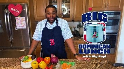 Big Papi Cooking Show