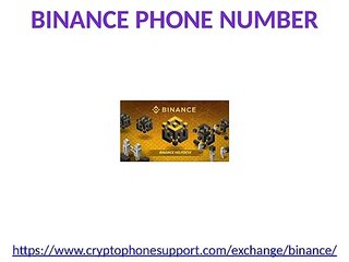 Unable to create a Binance account customer care number