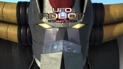 UFO ROBOT GOLDRAKE (2020) Fan Movie Trailer [3D CGI HD]