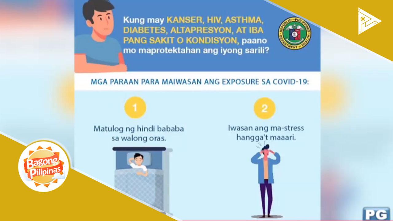 #BEAT CoVID-19: Ano ang mga sintomas ng CoVID-19?