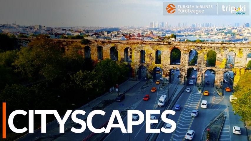 Cityscapes: Fenerbahce Beko Istanbul