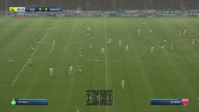 ASSE - Dijon FCO : notre simulation FIFA 20 (L1 - 38e journée)