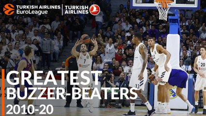 Greatest Plays 2010-20: Buzzer-Beaters