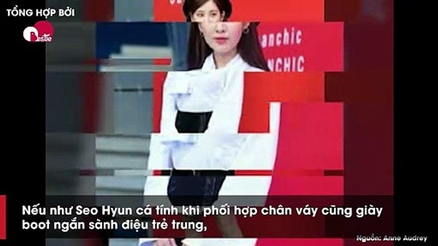 Kim Soo Hyun, Seohyun và Eun Jung (T-ara) hóa nữ thần cực xinh trong 'Tuần lễ thời trang Hera Seoul' ngày thứ 4¨ | Godialy.com
