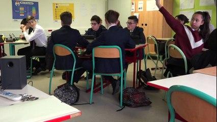 Vers plus d'autonomie en classe d'anglais