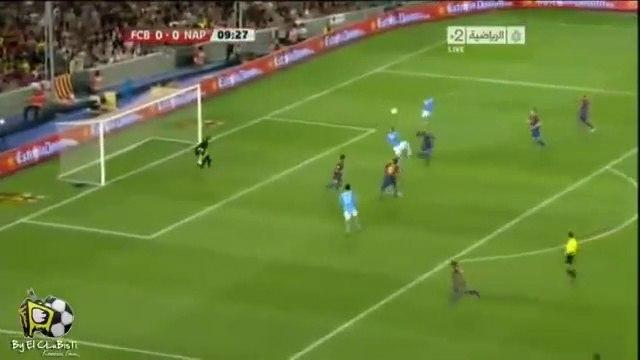 Le jour où Cavani a mis le plus beau but (refusé) de sa carrière contre le FC Barcelone