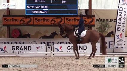 GN2020 | DR_01_LeMans | Pro Elite Grand Prix - Grand National | Nicole FAVEREAU | GINSENGUE