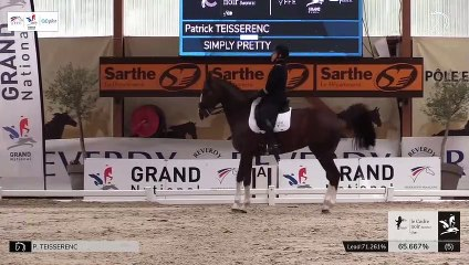 GN2020 | DR_01_LeMans | Pro Elite Grand Prix - Grand National | Patrick TEISSERENC | SIMPLY PRETTY