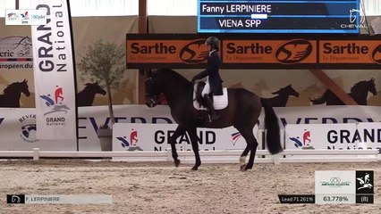 GN2020 | DR_01_LeMans | Pro Elite Grand Prix - Grand National | Fanny LERPINIERE | VIENA SPP