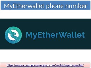 Error the login to MyEtherWallet account customer service number