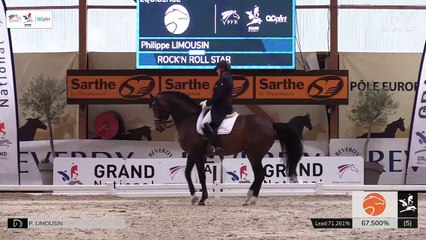 GN2020 | DR_01_LeMans | Pro Elite Grand Prix - Grand National | Philippe LIMOUSIN | ROCK'N ROLL STAR
