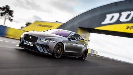 Supertest Jaguar XE SV Project 8