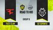 CSGO - G2 Esports vs. FaZe Clan [Dust2] Map 2 - ESL One Road to Rio - Group B - EU